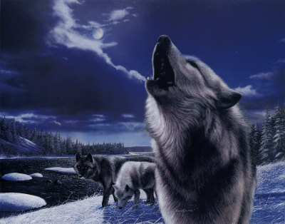 KD0704~Howling-Wolves-Posters.jpg